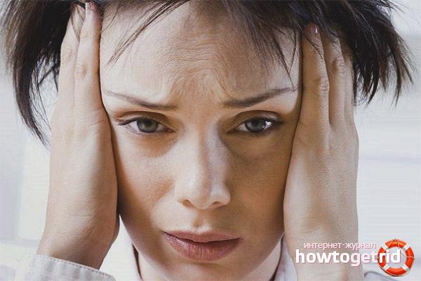 Первые признаки шизофренического синдрома у женщин