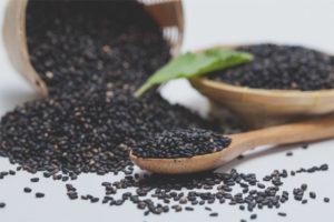 Полезные свойства и противопоказания черного кунжута