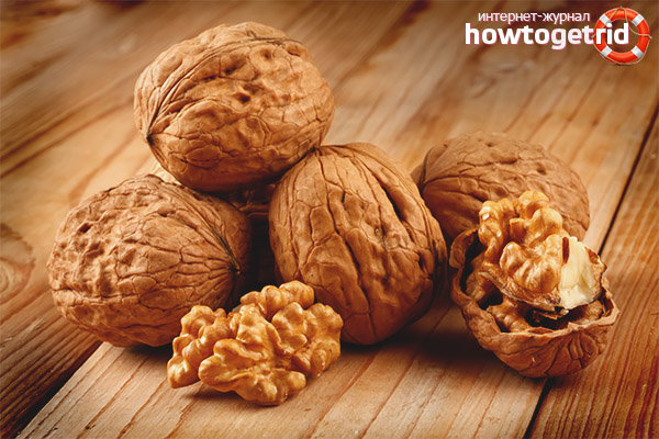 Полезные свойства и противопоказания грецкого ореха