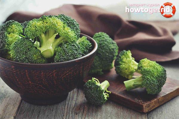 Полезные свойства и противопоказания капусты брокколи