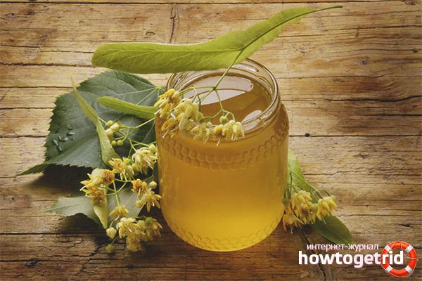 Полезные свойства противопоказания липового меда