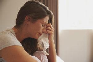Повышенная плаксивость у женщин