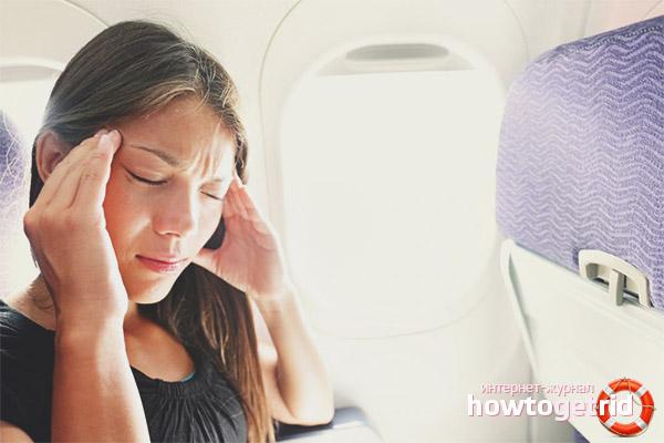 Профессиональные методы борьбы с боязнью летать на самолете