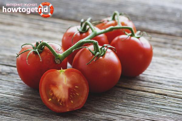 Противопоказания и вред помидоров