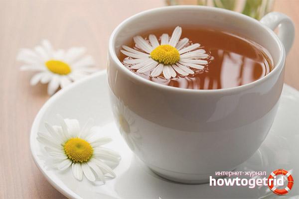 Противопоказания ромашкового чая при беременности