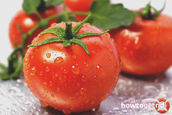 Вред помидоров при беременности