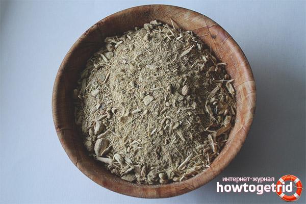 Как правильно заваривать кору осины для борьбы с глистами
