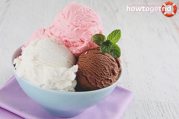Как приготовить безопасное домашнее мороженое