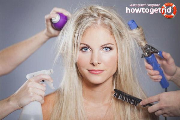 Как ухаживать за волосами, чтобы они не выпадали