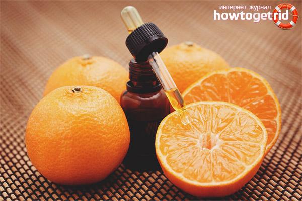 Какое влияние оказывает масло апельсина на кожу и волосы