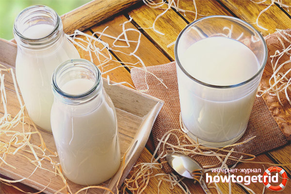 Козье молоко при невралгии