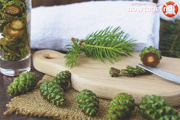 Лечебные свойства и противопоказания сосновых шишек