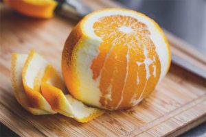 Польза и вред апельсиновых корок