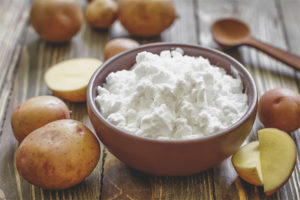 Польза и вред картофельного крахмала