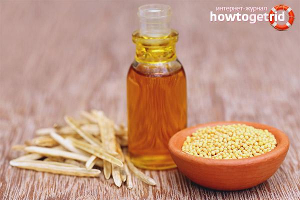 Противопоказания к применению горчичного масла для лица