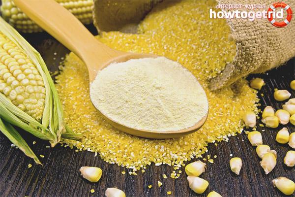 Противопоказания кукурузной муки