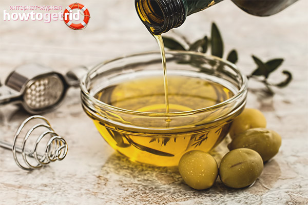 Противопоказания оливкового масла при беременности