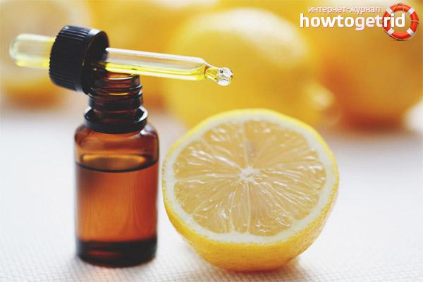 Рецепты домашних масок для лица с маслом лимона