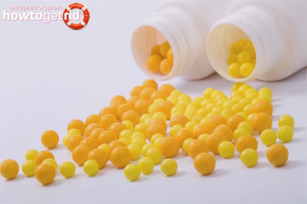 Сколько в день можно употреблять витамина С