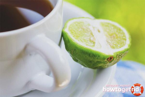 Вред бергамотового чая