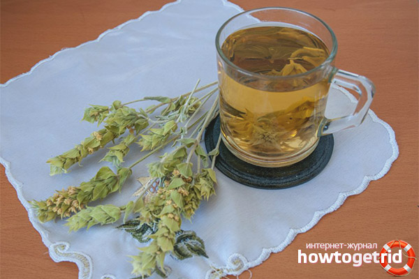 Как готовить мурсальский чай