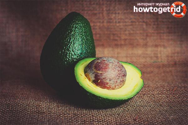 Как съесть авокадо при лактации