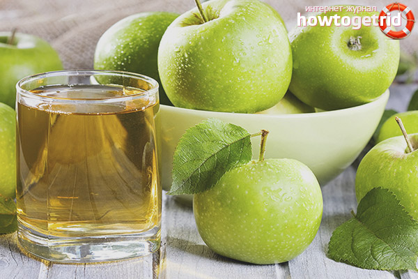 Какой сок из яблок больше подходит для кормящей мамочки