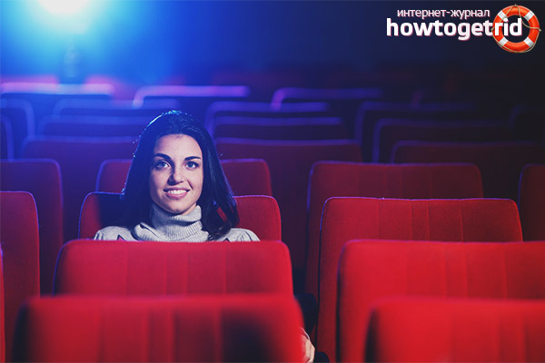 Можно ли беременным ходить в кинотеатр