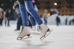 Можно ли беременным кататься на коньках