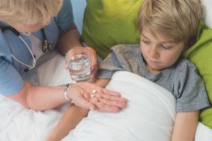Можно ли давать ребенку парацетамол в таблетках