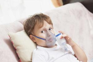 Можно ли делать детям ингаляции при температуре