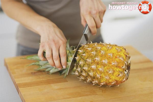 Можно ли есть ананас кормящей матери