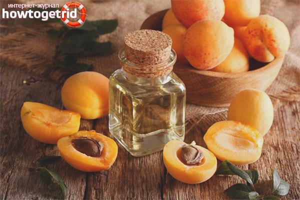 Народные рецепты с абрикосовым маслом