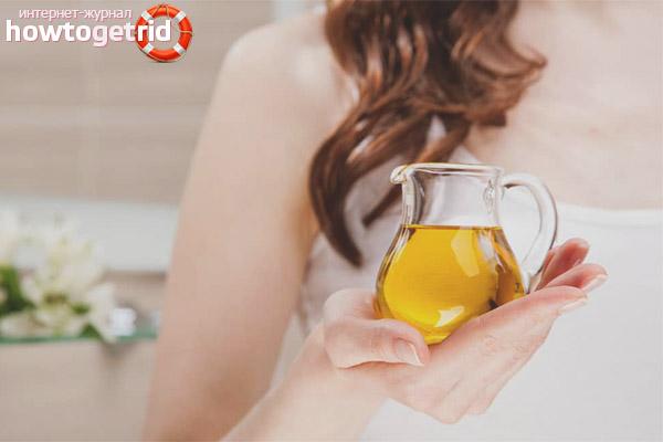 Наружное применение масла примулы вечерней