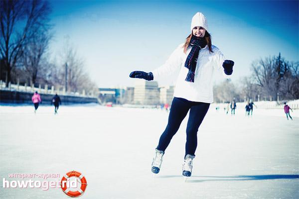Оценка рисков катания на коньках при беременности