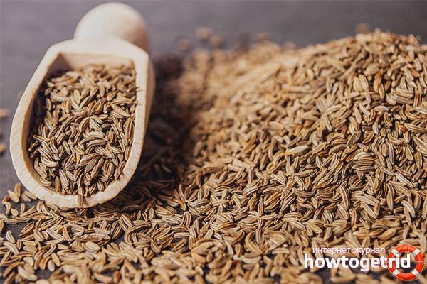 Полезные свойства и противопоказания зиры