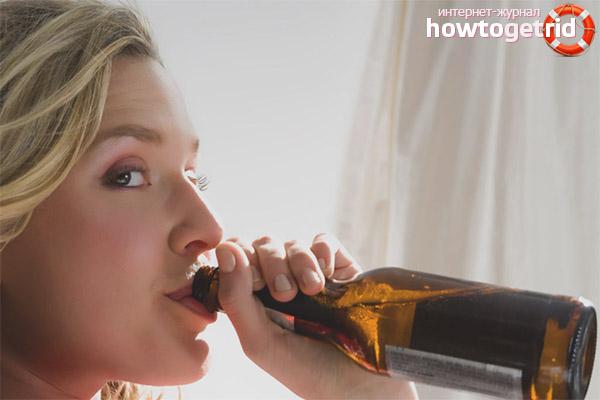 Польза и вред пива при грудном вскармливании