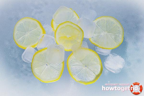 Помогает ли замороженный лимон при онкологии
