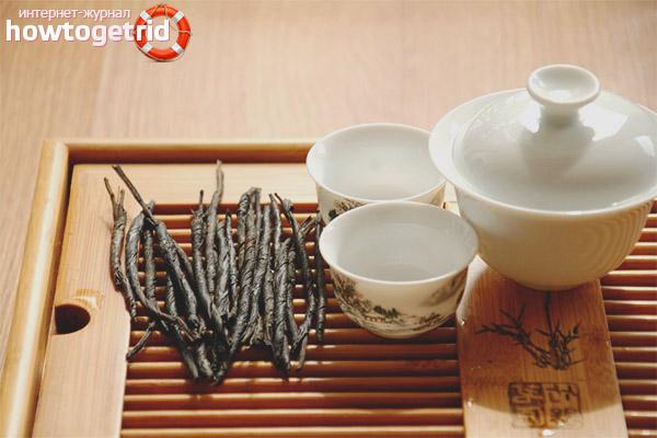 Правила распития чая кудин