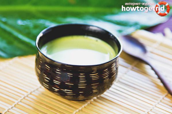 Рецепты зелёного молокочая
