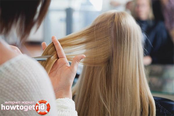 Стрижка волос при беременности в наши дни
