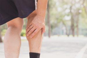 Судороги в икроножных мышцах