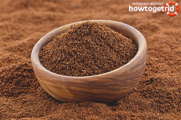 Свежемолотый кофе при лактации