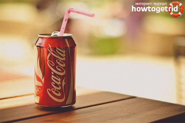Кока-кола при беременности
