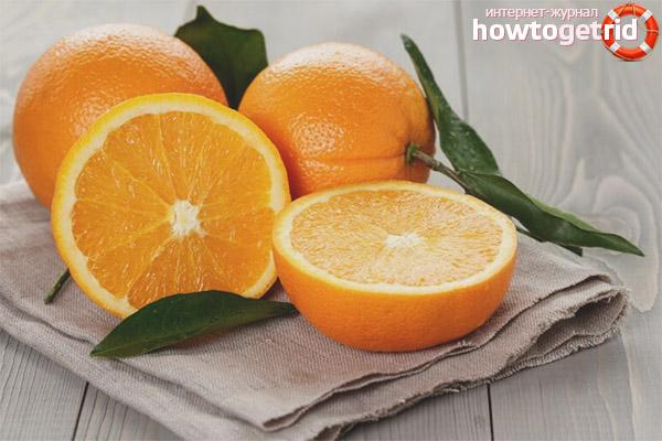 Можно ли беременным есть апельсины