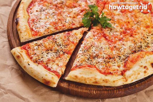 Можно ли беременным есть пиццу