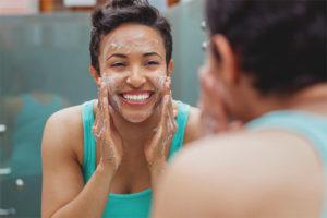 Можно ли мыть лицо мылом