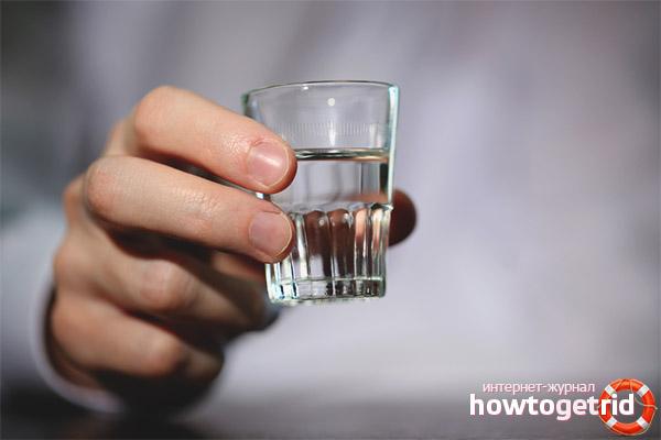 Можно ли при сахарном диабете пить водку