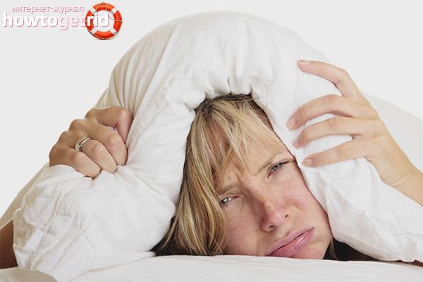 Опасность недосыпа
