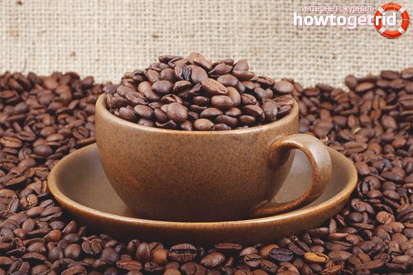 Полезные свойства и противопоказания кофе